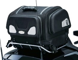 Suzuki Boulevard M50 Trunk and Luggage Rack Bags